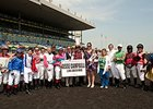 Milestone Win 2,000 for Jockey Campbell