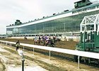 Laurel Park could be a benefactor if slots legislation is passed in Maryland.