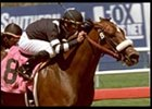 Adoration, winning the Hollywood Oaks.