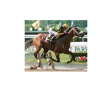 Trippi, winning the 2000 Tom Fool.