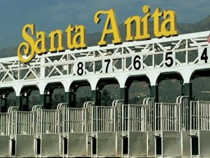 Santa Anita to Close for Track Fix