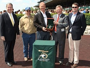 Keeneland Concludes Strong Spring Meet