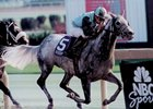 Lit de Justice was North America's champion sprinter in 1996.