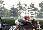 Eurosilver wins Lane's End, Saturday at Keeneland.