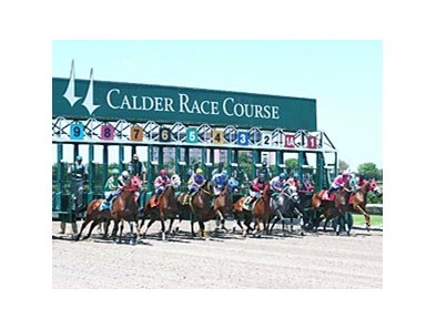 For the past 20 years, Calder has been the only Miami-area track to race in December.