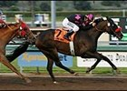 Lava Man successfully defended his title in the Santa Anita Handicap.