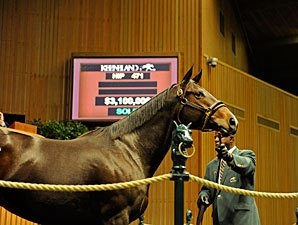 Overbrook Stock Boosts Keeneland's 2nd Day