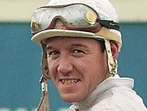 Donnie Meche Injured at Fair Grounds