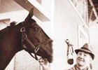 Special K: former jockey Carl Hanford trained one of the all-time greats.