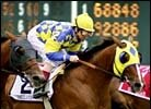 Jerry Bailey rode Include to victory in the Massachusetts Handicap.