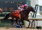 "Saint Anddan takes the Churchill Downs Stakes on the Kentucky Derby undercard.<br><a target=""blank"" href=""http://www.bloodhorse.com/horse-racing/photo-store?ref=http%3A%2F%2Fpictopia.com%2Fperl%2Fgal%3Fprovider_id%3D368%26ptp_photo_id%3D1130191%26ref%3Dstory"">Order This Photo</a>"