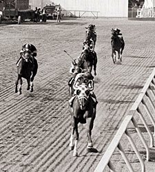 Secretariat's Preakness Time Under Review