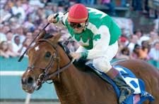 Afleet Alex A-OK in Arkansas Derby