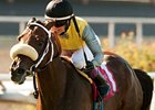 Imponente Purse wins the Sunset Handicap