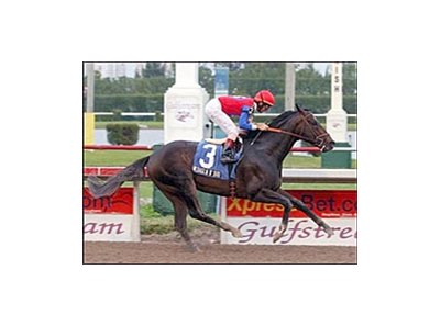 Medaglia d'Oro, drew post position 11 for the Dubai World Cup.