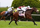 "Diamondrella storms to victory in the First Lady.<br><a target=""blank"" href=""http://www.bloodhorse.com/horse-racing/photo-store?ref=http%3A%2F%2Fpictopia.com%2Fperl%2Fgal%3Fprovider_id%3D368%26ptp_photo_id%3D8546556%26ref%3Dstory"">Order This Photo</a>"