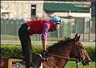 Read the Footnotes, worked at Churchill Downs Monday for the first time.