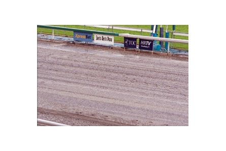 Drainage problems have closed Santa Anita throughout January.