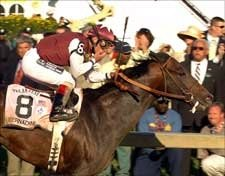 Classic Winner Bernardini Even-Money Favorite in Travers
