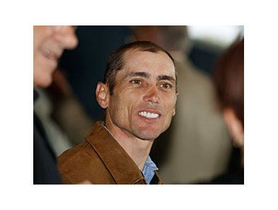 Two-time Eclipse Award Winning Jockey Garrett Gomez will be riding at Monmouth in 2010.