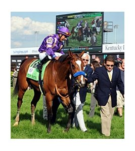 "Kentucky Oaks winner Plum Pretty<br><a target=""blank"" href=""http://www.bloodhorse.com/horse-racing/photo-store?ref=http%3A%2F%2Fpictopia.com%2Fperl%2Fgal%3Fprovider_id%3D368%26ptp_photo_id%3D9517168%26ref%3Dstory"">Order This Photo</a>"