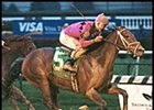 Dollar Bill, winning the 2000 running of the Brown & Williamson Kentucky Club.