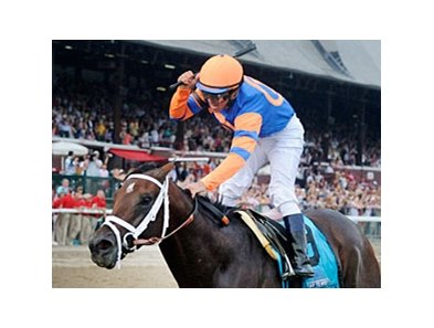 "Travers winner Stay Thirsty<br><a target=""blank"" href=""http://www.bloodhorse.com/horse-racing/photo-store?ref=http%3A%2F%2Fpictopia.com%2Fperl%2Fgal%3Fprovider_id%3D368%26ptp_photo_id%3D9648777%26ref%3Dstory"">Order This Photo</a>"