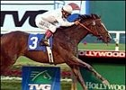 Your Tent Or Mine won his stakes debut in the Hollywood Prevue.