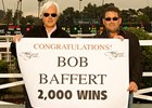 Bob Baffert and Jimmy Barnes