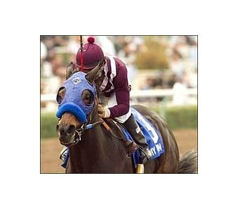 Healthy Addiction wins the Lady's Secret Breeders' Cup Handicap, Sunday at Santa Anita.