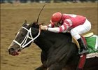 Pampered Princess, winning the Spinster Stakes, tops Falls City field.