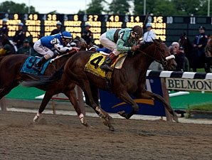 The Day Smarty Jones Lost The Belmont