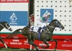 Vengeance of Rain Thunders to Sheema Classic Win