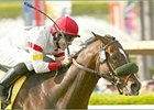 Meteor Storm attempts to recapture his winning form in Saturday's Sword Dancer (gr. IT).