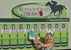Favorite Bodemeister draws post 6.