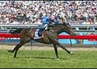Makybe Diva posts mild upset in the Melbourne Cup.