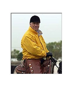 D. Wayne Lukas has saddled a horse in every Breeders' Cup.