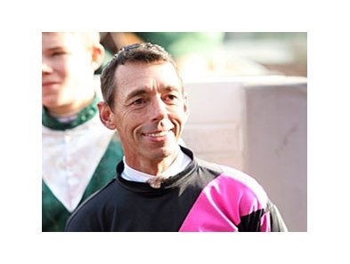 Mark Guidry, retired as a jockey after winning more than 5,000 races.