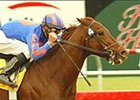 Lion Heart may skip Santa Anita for Toyota Blue Grass.