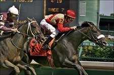 Chelokee Won't Give In, Wins Northern Dancer BC