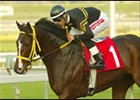 Omega Code, winning the San Miguel, worked Sunday.