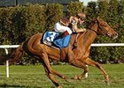 Dalvina easily won the Long Island Handicap (gr. IIIT) Nov. 11.