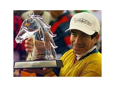 Laffit Pincay Jr. heads jockey competition invitees.