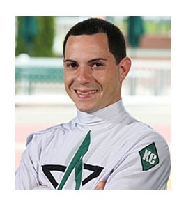 Jockey Angel Serpa
