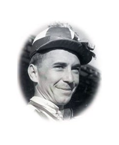 Billy Pierson, during riding career of the 1940's.