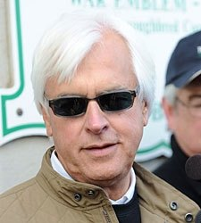 Top Barretts Horses Going to Baffert, O'Neill