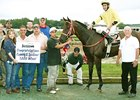 Trainer Faulkner Notches Win No. 1,000