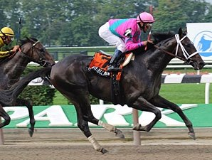 Trio of Belmont Contenders Turn in Works