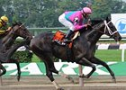 Charitable Man worked at Belmont on May 23.