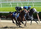 Frosted Continues Working Toward Belmont